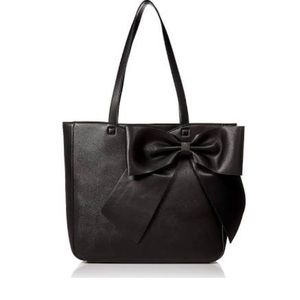 Karl Lagerfeld Large Tote Bow Bag